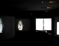 Creative Rhithm, a multimedia Installation