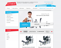 E-commerce for BUYFITNES
