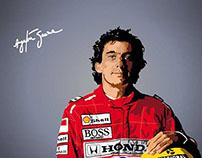 Senna - Boxgrafik
