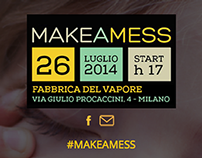 MAKEAMESS FEST - Website
