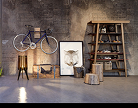 Loft Interior 2