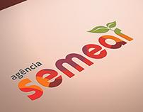 Branding Agência Semear