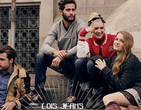 Lois Jeans Lookbook - coming soon