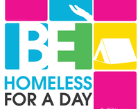 Karachi Relief Trust - Be Homeless for a Day Campaign