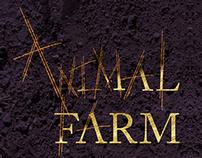 Animal Farm Book Jacket