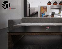 viz for Domino Interior  Design