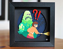 Paper cuts: Scooby Doo