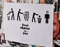 "School campaign ""Good choice for you"" (2012)"