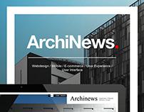 ArchiNews - Architecture Magazine