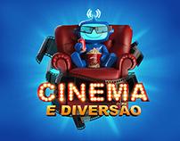 Férias no cinema - Mirai Panasonic