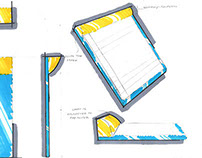 Clipboard (Lamp) Ideation