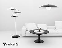 RADICAL-Q furniture design