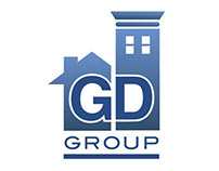 GD Group of Coldwell Banker Logo Design