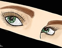 Eyes | Drawing
