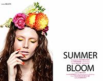 Institute Magazine: Summer Bloom