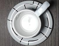Xícara Dédalo - Plástica II