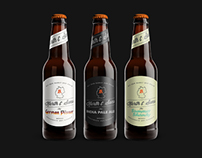 Kurth & Sons Brewing- Branding