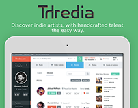 Thredia- A new way to create