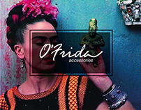 Branding : O'Frida