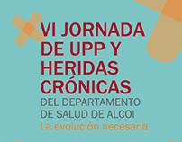 VI JORNADA DE UPP Y HERIDAS CRÓNICAS