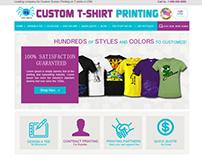 Custom Tees Printing