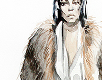 Fashion illustration vol.3