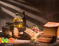 Joost- Food Campaign