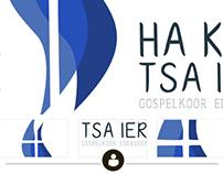 Branding Ha Kol Tsa Ier Gospelkoor Ederveen