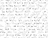 Maghribau5 typeface
