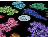 Creative Cities Projection Mapping