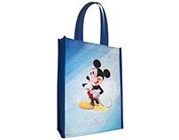 DISNEY GIFT BAG DESIGN HOLIDAY 2013