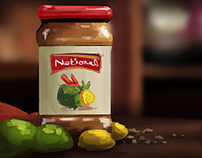 National Pickle TVC - Storyboard