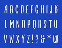 Cumber font