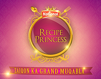 National Recipe Princess