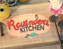 Ravinder's Kitchen - Show Packaging