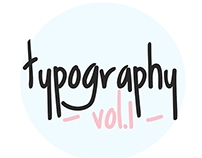 Typography vol.1