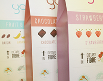 Illustrated Infographic project 1: Packaging design