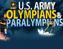 U.S. Army Olympians & Paralympians