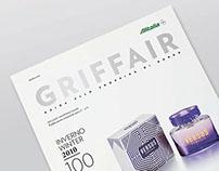 GriffAir | Alitalia in-flight magazine restyling