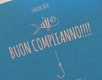 Buon compleanno!!!!