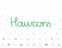 Hawcons - Free User Interface Icons