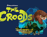 The Croods Ilustrations