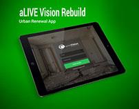 aLIVE Vision Rebuild