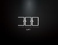 300 Cosmo Dining Room™ // Branding