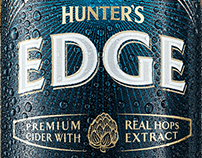 HUNTER'S EDGE PACKAGING