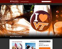 2016 Virginia Tech Alumni Site Refresh