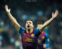 Xavi Retouch And Edit