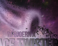 Cover: Space Twister / DJ BJOERN X
