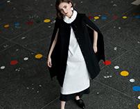 HARLEQUIN - fashion editorial
