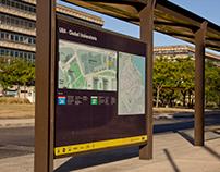 Centro de Trasbordo - Ciudad Universitaria Buenos Aires